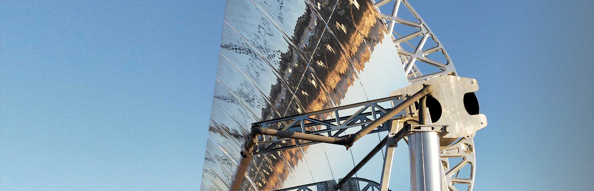 Leaders in Concentrated Solar Power